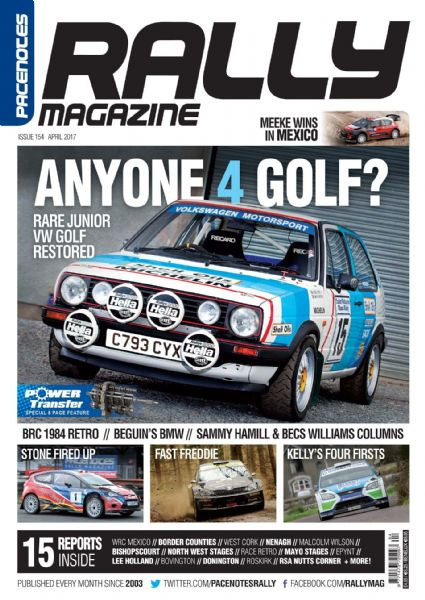 Issue 154 - April 2017